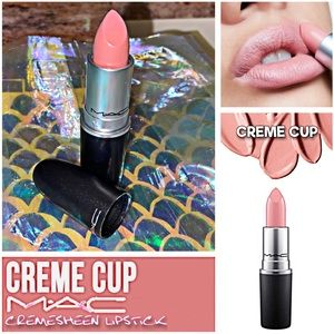 NWOB - MAC Cremesheen Lipstick - CREME CUP